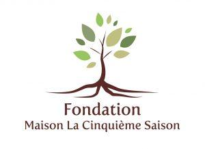 Logo Fondation Maison cinquième saison