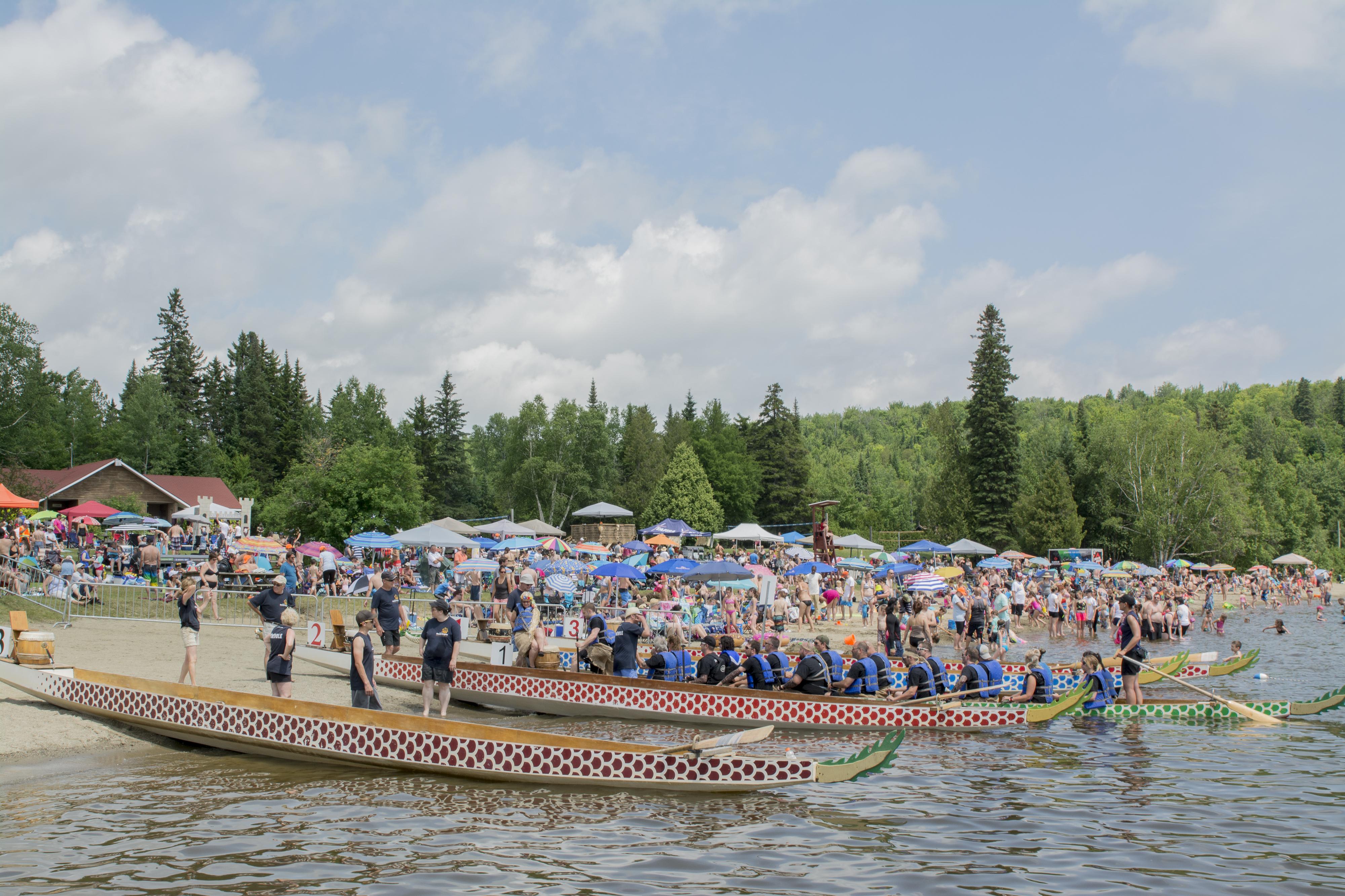 Photo du site